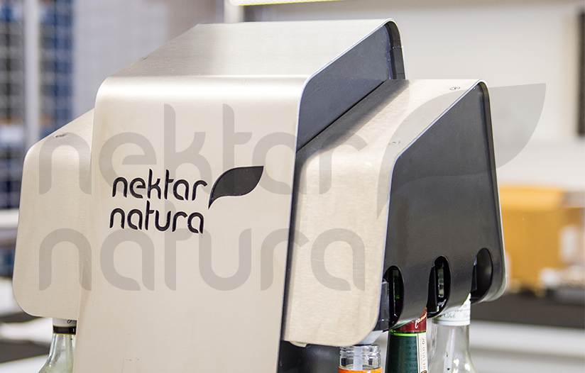 Nektar Natura Tower Touch Dispensing System detail 3